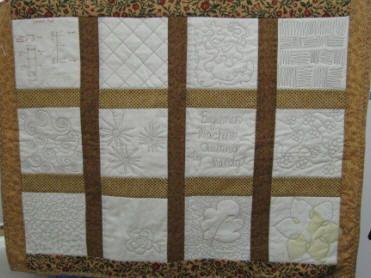 Beginner Machine Quilting Patterns Quilting Stitch