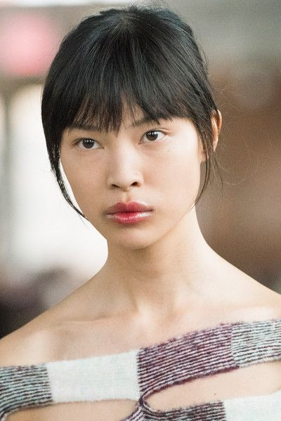 Eckhaus Latta, Fall 2018 - The Most Dazzling Hair and Beauty Details From NYFW Fall 2018 - Photos