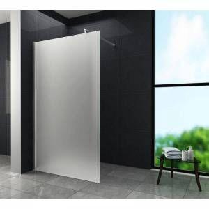 Glasdeals 10 Mm Duschwand Aquos Frost 160 X 200 Cm Satiniert In 2021 Duschwand Dusche Duschkabine