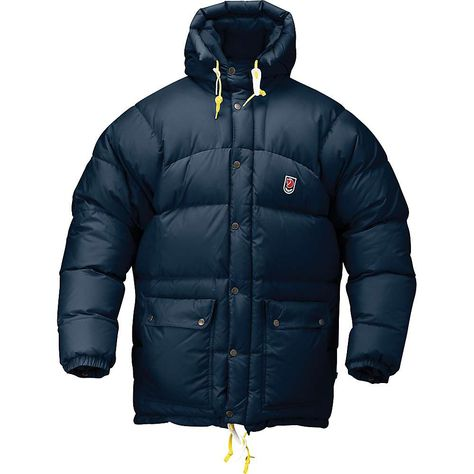 Fjallraven Men's Expedition Down Jacket | Jackets, Down