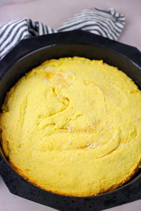 Easy Sour Cream Cornbread Recipe Sweet C S Designs Cornbread Recipe Sweet
