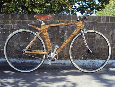 Vuelven las bicicletas de madera: 10 modelos high-tech - noticias - *faircompanies