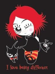 Newest fav cartoon!  Ruby Gloom!!