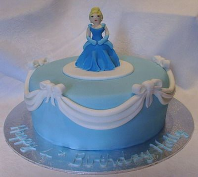 CinderellaCakeDecorations Cinderella Cake Cakes Pinterest