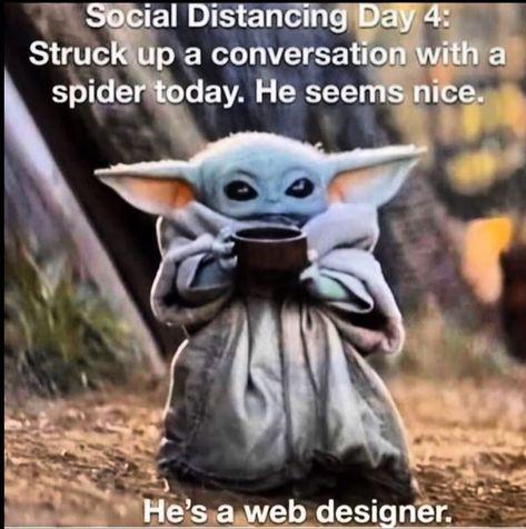 wfh funny ~ wfh funny & wfh funny memes & wfh funny quotes & wfh meme funny & wfh with kids funny & wfh outfits funny Yoda Funny, Wtf Funny, Funny Jokes, Hilarious, Crazy Funny, Funny Shit, Retro Humor, Cartoon Network Adventure Time, Disney Memes
