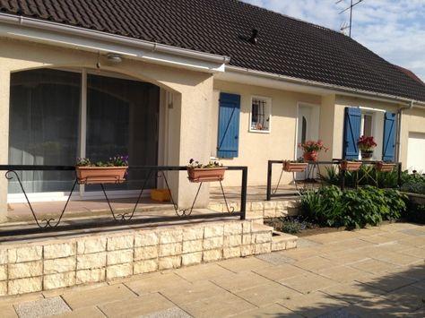 A Saint Benoit Sur Loire Decouvrez Cette Maison Sans Vis A Vis Et