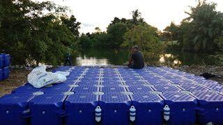 ท นลอยน ำพลาสต กค ณภาพส ง Polyethylene Pe ท นลอยน ำ สะพานลอยน ำ ท าเท ยบเร อ ในป 2021
