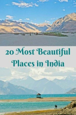 20 Most Beautiful Places In India India Travel Guide India Travel India Travel Places