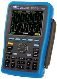 Oscilloscope portable - 2 voies / 40MHz + DVM