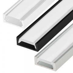 Hr Alu Led Strip Channel Step Led Strip Lighting Strip Lighting Led Aluminum Profile
