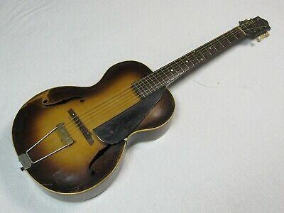 Vintage 1933 Epiphone Masterbilt Zenith Archtop Guitar Very Rare Model In 2020 Archtop Guitar Epiphone Gretsch