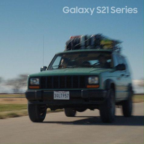 Creëer je eigen ongelofelijke ervaringen. Kies voor de Galaxy S21 Series 5G.