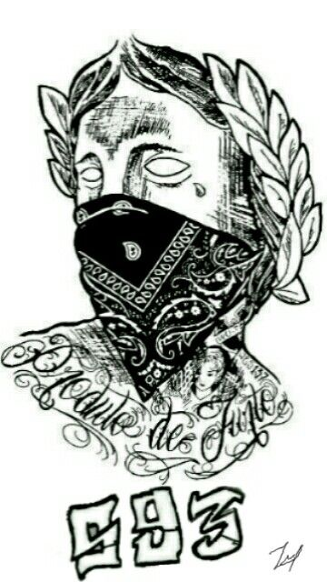 Ghetto Tattoo Ideas : ghetto, tattoo, ideas, Jordan23, Ideas, Dibujar, Ghetto, Tattoos,, Tattoo, Sketches,, Gangsta, Tattoos