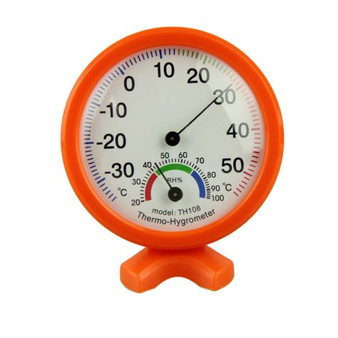 2017 Practical Sauna Room Thermometer Temperature Meter Gauge For ...