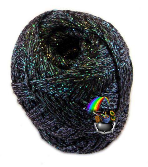 Silver yarn metallic sparkle thread crochet shiny shimmer Viscose yarn knitting supplies embellishment shimmering craft bags glitter