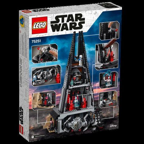 LEGO Star Wars Darth Vader/'s Castle Bacta Tank Minifigure 75251 New Rare