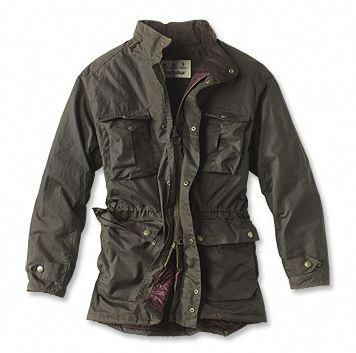 barbour newcastle jacket
