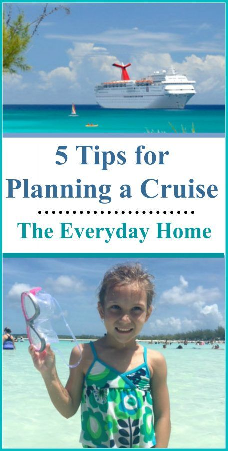 How To Plan A Cruise How To Plan Travel Tips Plan A