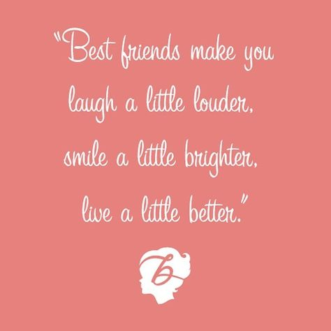Shout out to our besties :) #wordsofwisdom #benefitbeauty