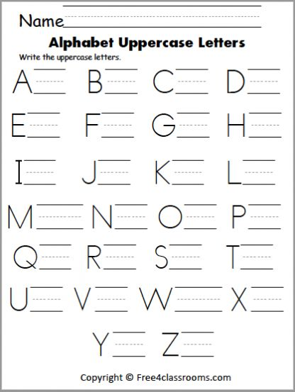 Free Uppercase Letter Writing Worksheet – The wiring diagram collection Capital Letters Worksheet, Letter Writing Worksheets, Alphabet Writing Practice, Letter Writing For Kids, Printable Worksheets, Writing Alphabet Letters, Free Printable, Printable Alphabet, Preschool Writing
