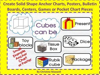 List Of Pinterest Szolid Shapes Anchor Chart Teachers Ideas Szolid