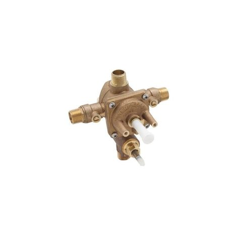 Rohl Rmv 2 Hi Flow Pressure Balanced Rough In Valve Only With