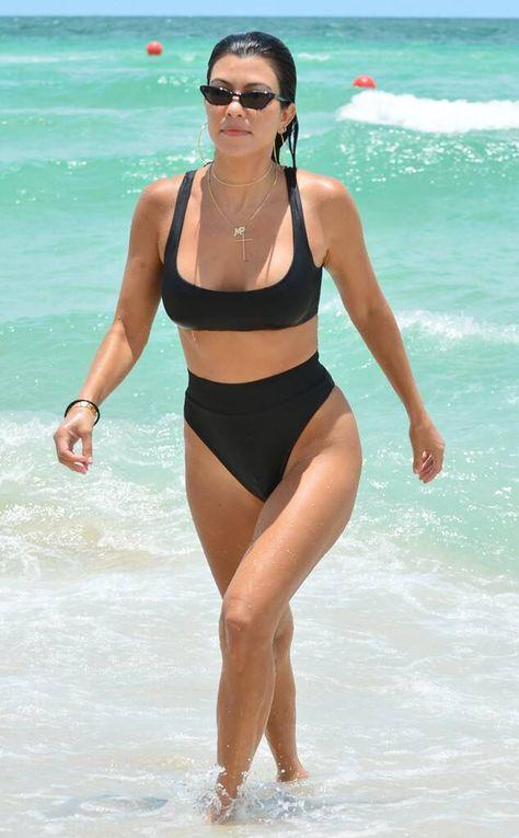 This Is How Kourtney Kardashian Keeps Her Body Ridiculously