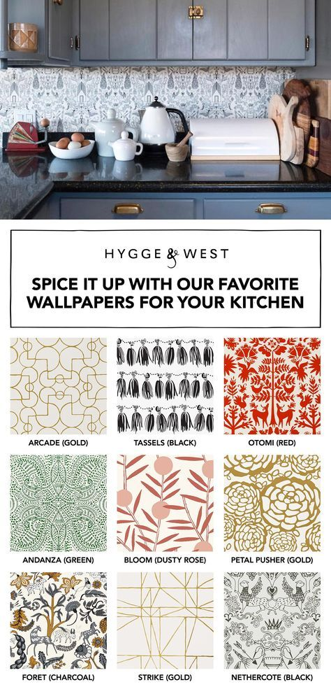 Best Wallpapers For Kitchens Kitchen Wallpaper Home Wallpaper Home
