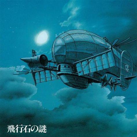 Joe Hisaishi - Castle In The Sky Soundtrack Vinyl LP