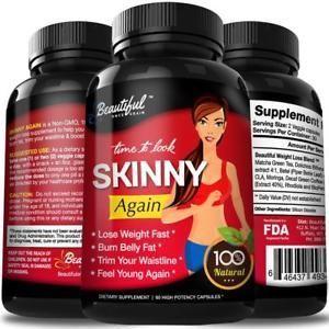 Diet Pills Skinny Again Lose Weight Fast Safe Non Gmo Gluten