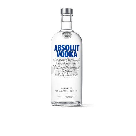 Vodka Absolut Absolut Vodka Vodka Et Tequila