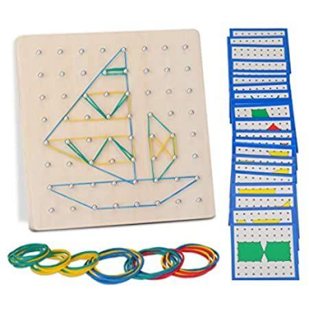10 cm x 10 Profilato in Legno con caselle per Imparare Le tabelline Ulysse
