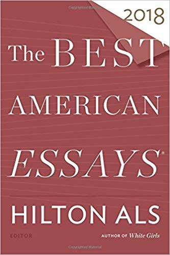 Pdf Download The Best American Essays 2018 The Best American
