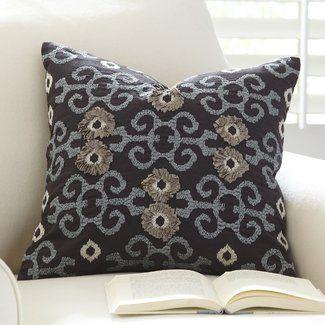 Surprising Birch Lane Alisa Pillow Cover Family Room Ideas Floral Inzonedesignstudio Interior Chair Design Inzonedesignstudiocom