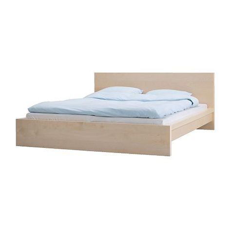 Us Furniture And Home Furnishings Malm Bed Malm Bed Frame Ikea Malm Bed