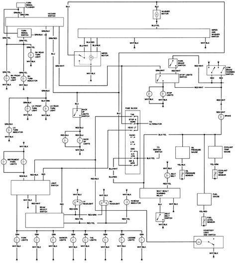 1979 fj40 wiring diagram  fj40 software architecture