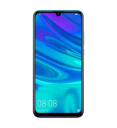 Smartphone Huawei P Smart 2019 Bleu Huawei Galeries Lafayette Systeme D Exploitation Carte Memoire Smartphone