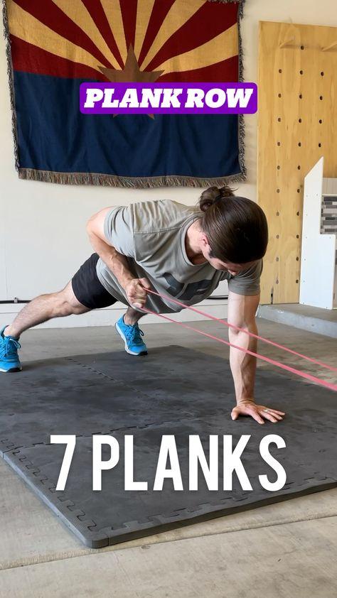 🍟 7 Plank Ideas! 🍟