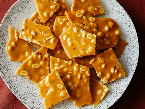 Recipe of the Day: The Best Peanut Brittle | This sweet and salty peanut brittle has the perfect crunch and sheen. In only 40 minutes, you'll have an edible gift anyone would be happy to receive.