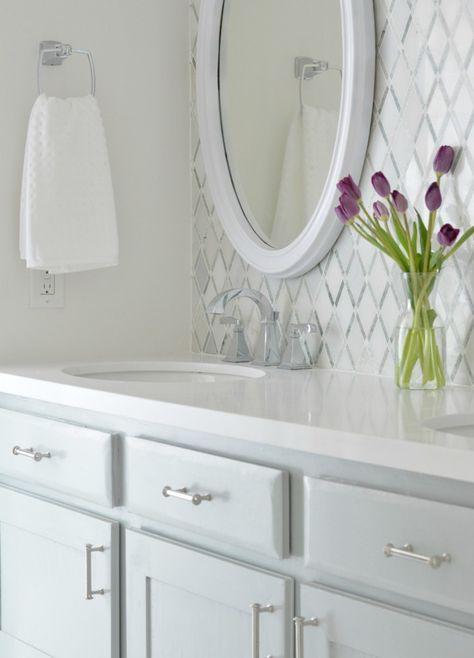 The Beauty Of Quartz In Bathrooms And Kitchens Bath Salle De