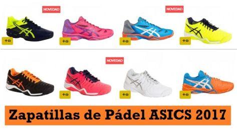 OFERTAS! Zapatillas ASICS Pádel más BARATAS  ccf4805e042ec