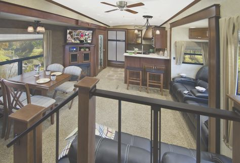 80 Wow Inspirational 5th Wheel Camper Ideas Make Your Happy Camper