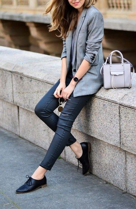 10 Oxford Shoe Styles That Goes