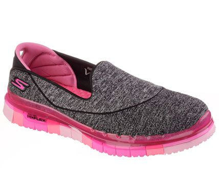 Go Flex 14010 With Images Walking Shoes Women Skechers