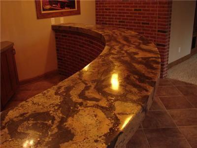 Concrete Bar Top  | Concrete Works | Pinterest | Concrete, Bar And Concrete  Countertops