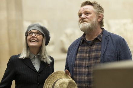 Hampstead Review A Low Key And Lively Look At An Unlikely Romance Hampstead Brendan Gleeson Diane Keaton
