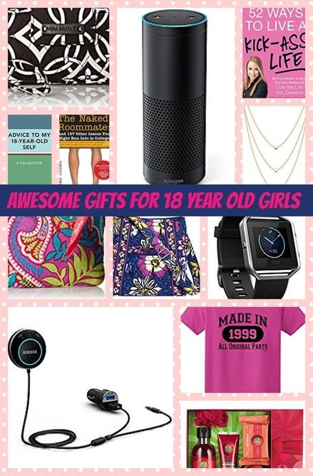 Gift Ideas For 18 Year Old Girls 18 Year Old Christmas Gifts Birthday Gifts For Teens Old Christmas