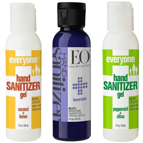 Eo Hand Sanitizer Gel 2 Oz Favorite Phg Products Hand