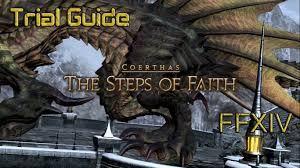 Ffxiv Steps Of Faith Full Guide By Fawksb Steps Of Faith Final