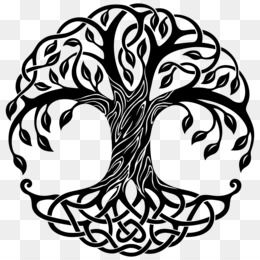 Free Download Tree Of Life Drawing Celtic Style Png 5000 5000 And 1 46 Mb Celtic Tree Tattoos Tree Of Life Tattoo Tree Of Life Artwork